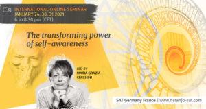 SAT France Allemagne | SAT. 3 online meetings with Grazia Cecchini