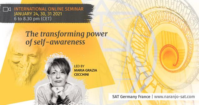 SAT France Allemagne   SAT. 3 online meetings with Grazia Cecchini